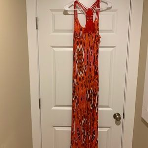 Maxi Dress multi colored